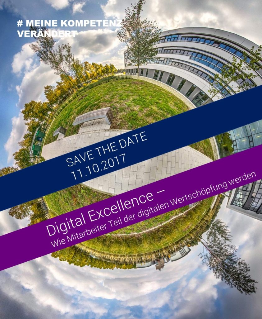Digital Excellence 4pGroup Save the Date